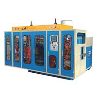 6diehead Extrusion Blow Molding Machine