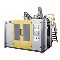 Full Automatic Extrusion Blow Moulding Machine(Double Station)