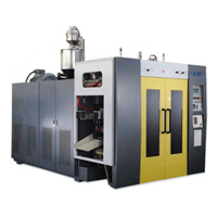 Full Automatic Extrusion Blow Moulding Machine